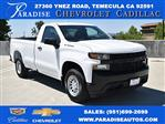 2019 Silverado 1500 Regular Cab 4x2,  Pickup #M19685 - photo 1
