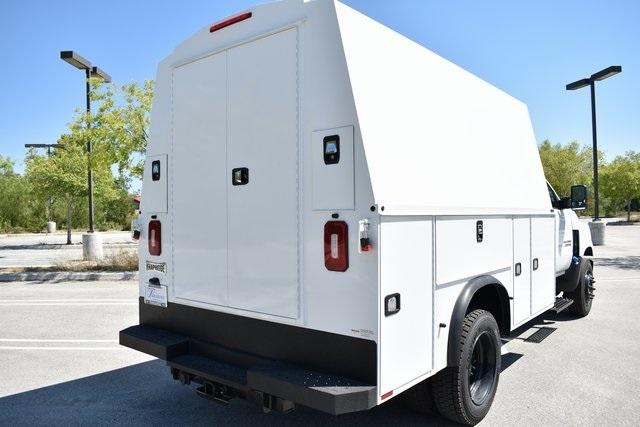 2019 Silverado Medium Duty Regular Cab DRW 4x2,  Knapheide Utility #M19714 - photo 1