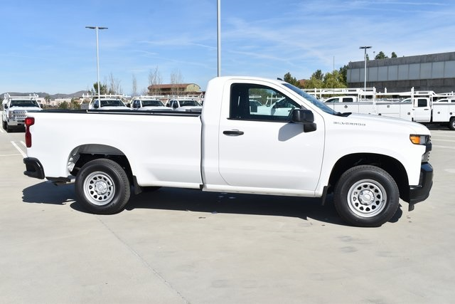 2019 Silverado 1500 Regular Cab 4x2, Pickup #M19719 - photo 2