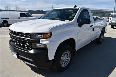 2019 Silverado 1500 Regular Cab 4x2, Pickup #M19719 - photo 4