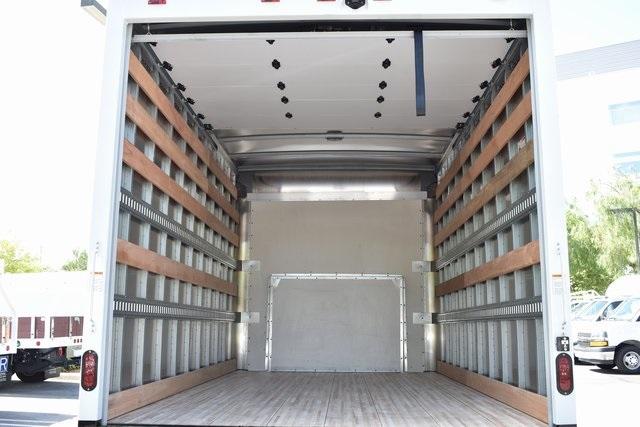 2019 Express 4500 4x2, Morgan Parcel Aluminum Straight Box #M19721 - photo 9