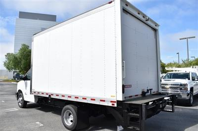 2019 Express 4500 4x2, Morgan Parcel Aluminum Straight Box #M19721 - photo 4