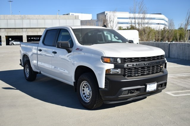 2019 Silverado 1500 Crew Cab 4x4,  Pickup #M19729 - photo 1
