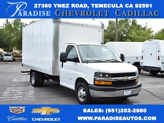 2019 Chevrolet Express 3500 4x2, Supreme Cutaway Van #M19734 - photo 1