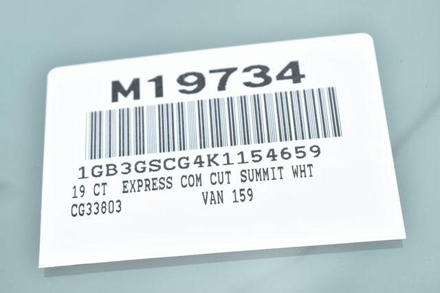 2019 Express 3500 4x2, Supreme Iner-City Straight Box #M19734 - photo 3