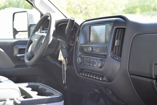 2019 Silverado 6500 Regular Cab DRW 4x2, Martin Contractor Body #M19737 - photo 10