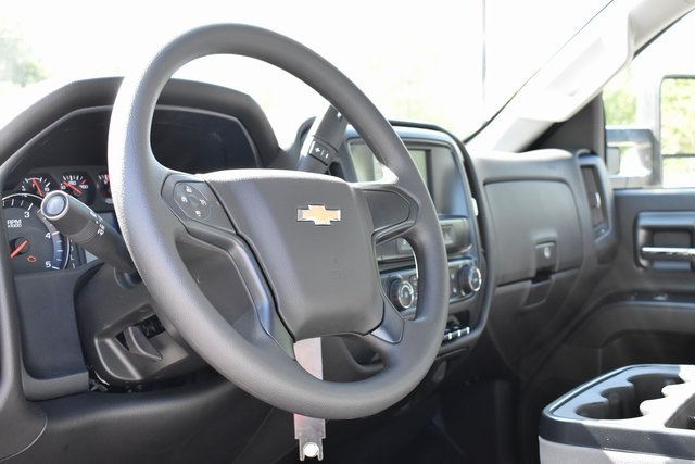 2019 Silverado 6500 Regular Cab DRW 4x2, Martin Contractor Body #M19737 - photo 13