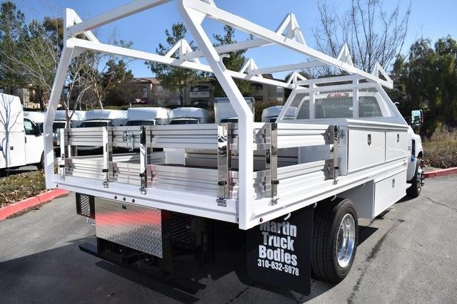 2019 Silverado 6500 Regular Cab DRW 4x2, Martin Contractor Body #M19737 - photo 1