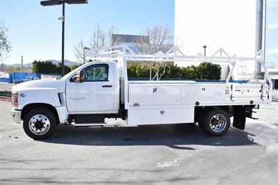 2019 Silverado 6500 Regular Cab DRW 4x2, Martin Contractor Body #M19737 - photo 5