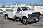 2019 Silverado 6500 Regular Cab DRW 4x2, Cab Chassis #M19737 - photo 1