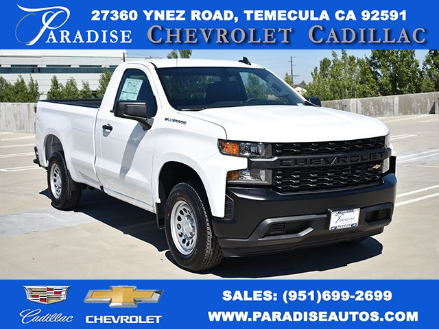 2019 Silverado 1500 Regular Cab 4x2,  Pickup #M19739 - photo 1