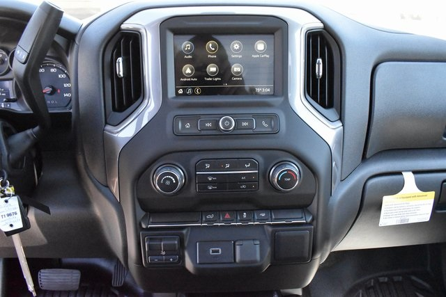 2019 Silverado 1500 Regular Cab 4x2,  Pickup #M19739 - photo 16