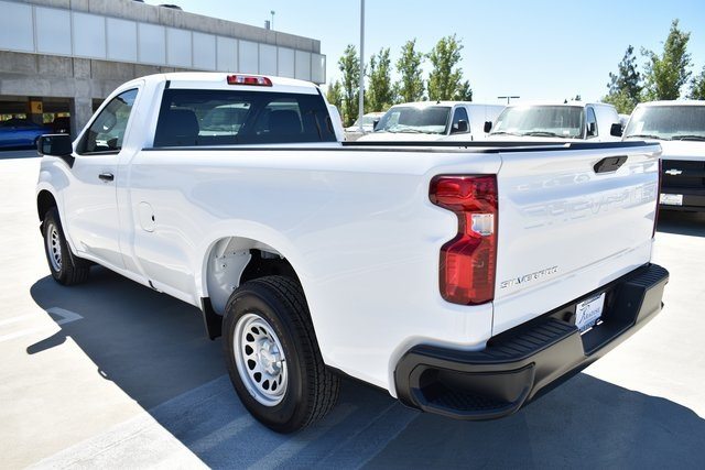 2019 Silverado 1500 Regular Cab 4x2,  Pickup #M19739 - photo 7