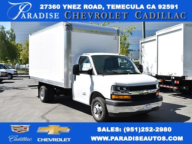 2019 Chevrolet Express 4500 4x2, Supreme Iner-City Straight Box #M19740 - photo 1