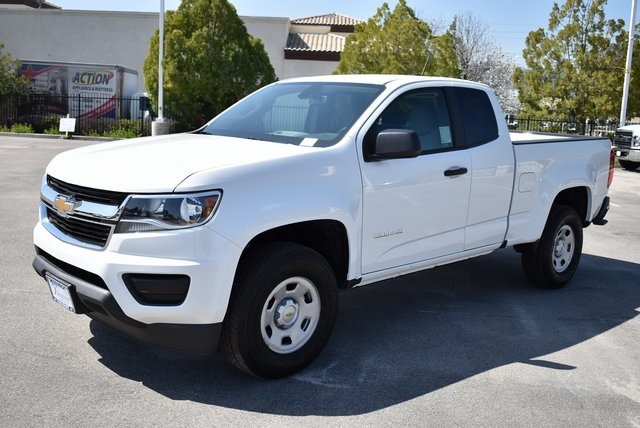 2019 Colorado Extended Cab 4x2,  Pickup #M19741 - photo 5