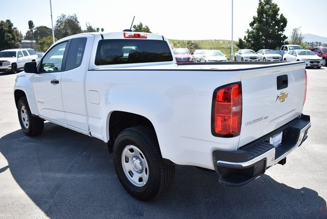2019 Colorado Extended Cab 4x2,  Pickup #M19741 - photo 7