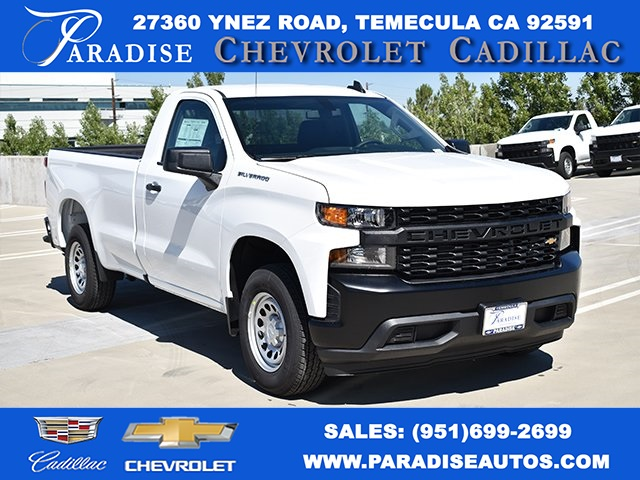 2019 Silverado 1500 Regular Cab 4x2,  Pickup #M19752 - photo 1