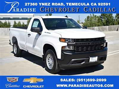 2019 Silverado 1500 Regular Cab 4x2,  Pickup #M19756 - photo 1