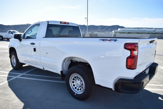 2019 Silverado 1500 Regular Cab 4x4,  Pickup #M19759 - photo 4