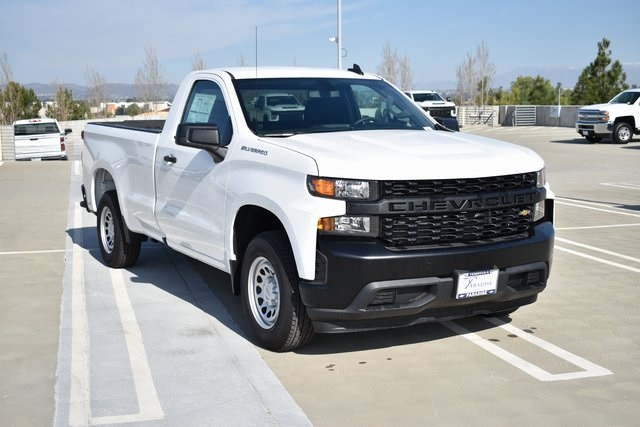 2019 Silverado 1500 Regular Cab 4x2,  Pickup #M19762 - photo 1