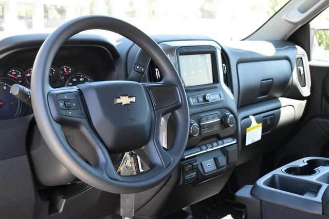 2019 Silverado 1500 Regular Cab 4x2,  Pickup #M19768 - photo 13