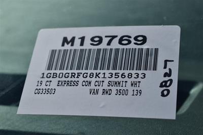 2019 Express 3500 4x2,  Harbor WorkMaster Plumber #M19769 - photo 3