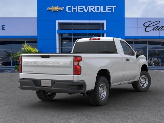 2019 Silverado 1500 Regular Cab 4x2, Pickup #M19773 - photo 5