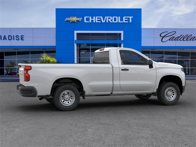 2019 Silverado 1500 Regular Cab 4x2, Pickup #M19773 - photo 6