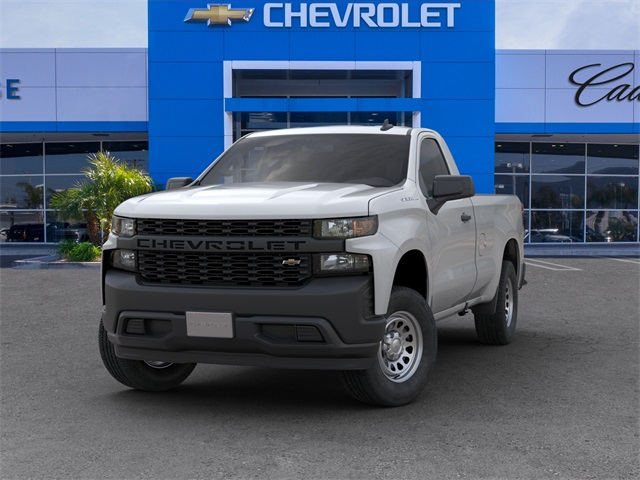 2019 Silverado 1500 Regular Cab 4x2, Pickup #M19773 - photo 7
