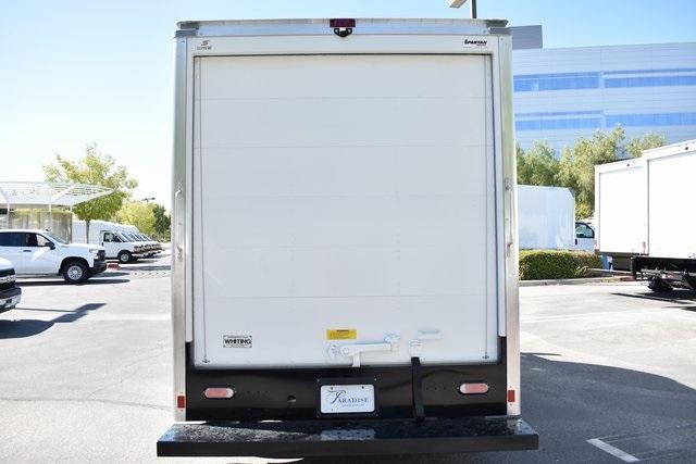 2019 Express 3500 4x2,  Supreme Spartan Cargo Straight Box #M19778 - photo 6
