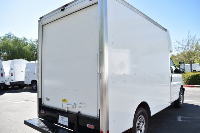 2019 Express 3500 4x2,  Supreme Spartan Cargo Straight Box #M19778 - photo 7