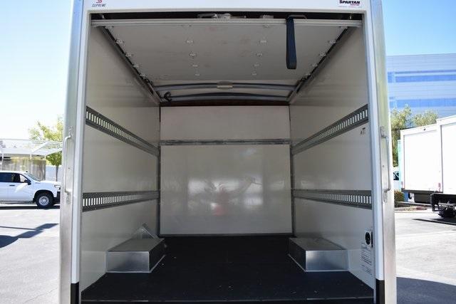 2019 Express 3500 4x2,  Supreme Spartan Cargo Straight Box #M19778 - photo 8