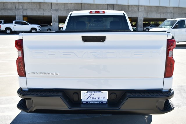 2019 Silverado 1500 Regular Cab 4x2,  Pickup #M19797 - photo 8