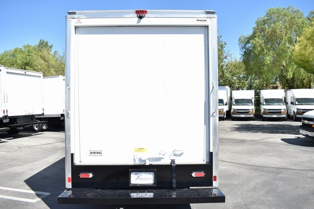 2019 Express 3500 4x2,  Supreme Spartan Cargo Straight Box #M19799 - photo 7