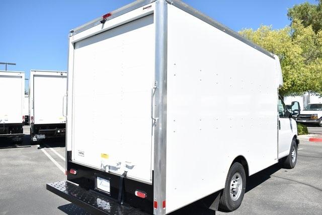 2019 Express 3500 4x2,  Supreme Spartan Cargo Straight Box #M19799 - photo 2