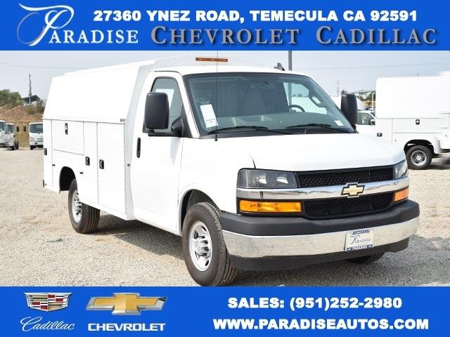 2019 Chevrolet Express 3500 4x2, Knapheide Plumber #M19800 - photo 1