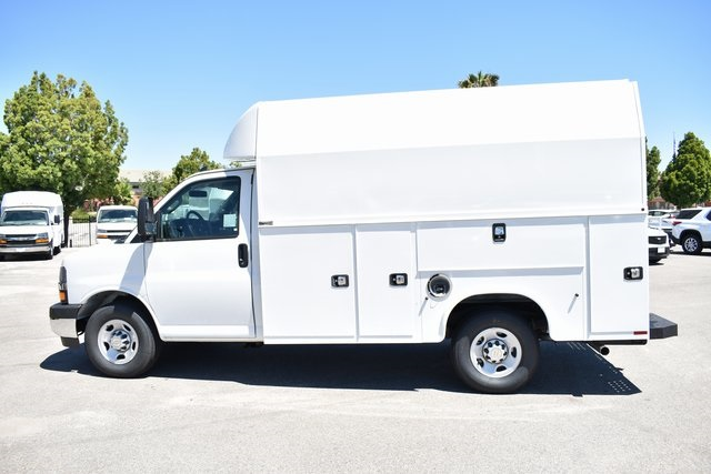 2019 Chevrolet Express 3500 4x2, Knapheide KUV Plumber #M19801 - photo 5