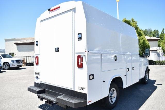 2019 Chevrolet Express 3500 4x2, Knapheide KUV Plumber #M19801 - photo 2