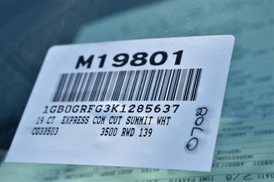 2019 Chevrolet Express 3500 4x2, Knapheide KUV Plumber #M19801 - photo 4