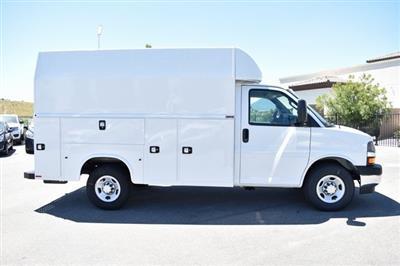 2019 Chevrolet Express 3500 4x2, Knapheide KUV Plumber #M19801 - photo 3