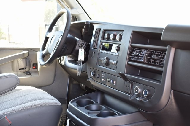 2019 Chevrolet Express 3500 4x2, Knapheide KUV Plumber #M19803 - photo 16