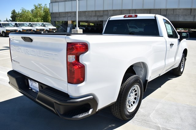 2019 Silverado 1500 Regular Cab 4x2, Pickup #M19812 - photo 2
