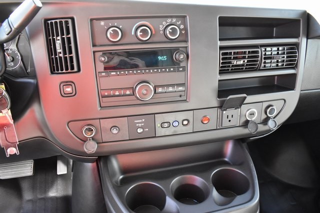 2019 Chevrolet Express 3500 4x2, Knapheide KUV Plumber #M19817 - photo 20