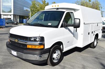 2019 Chevrolet Express 3500 4x2, Knapheide KUV Plumber #M19817 - photo 4