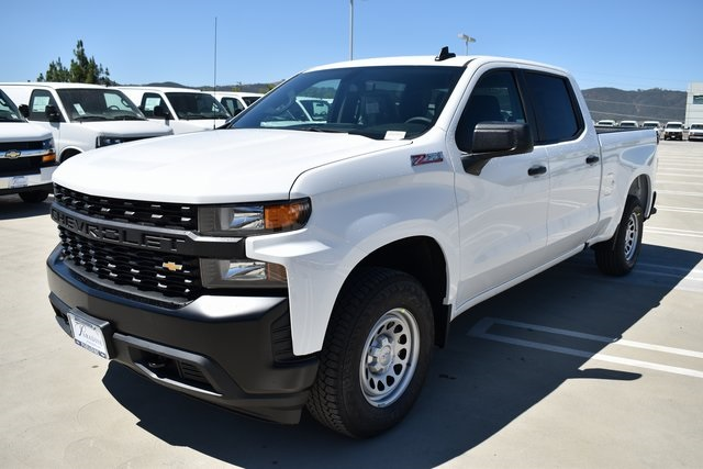 2019 Silverado 1500 Crew Cab 4x4,  Pickup #M19819 - photo 6