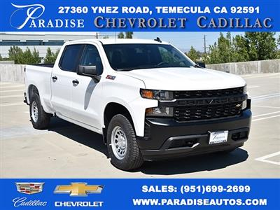 2019 Silverado 1500 Crew Cab 4x4,  Pickup #M19819 - photo 1