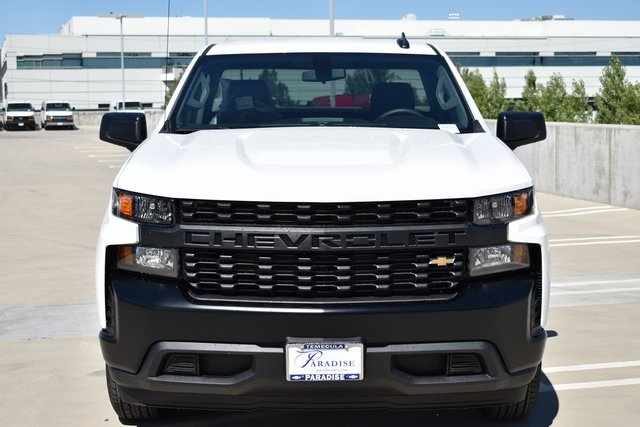 2019 Silverado 1500 Regular Cab 4x2,  Pickup #M19838 - photo 4