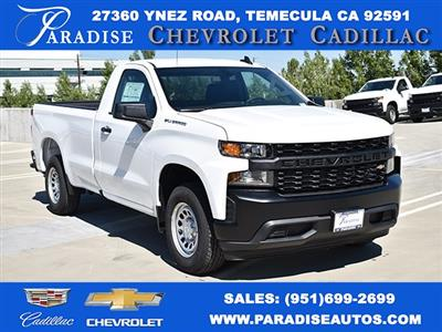 2019 Silverado 1500 Regular Cab 4x2,  Pickup #M19838 - photo 1