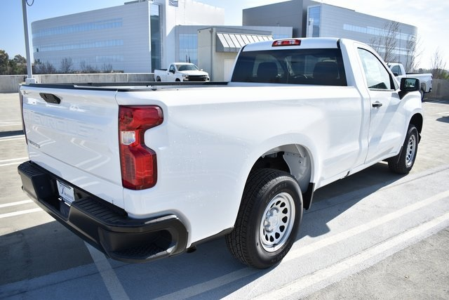 2019 Silverado 1500 Regular Cab 4x2,  Pickup #M19842 - photo 8