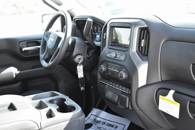 2019 Silverado 1500 Regular Cab 4x2,  Pickup #M19842 - photo 9